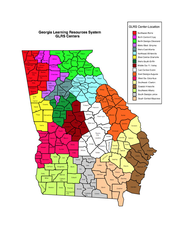 GLRS Map FY2014-1